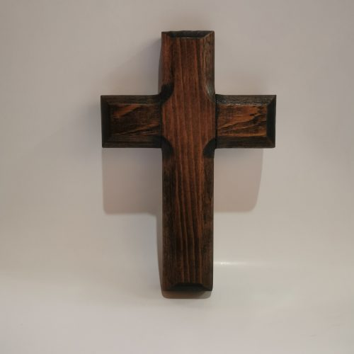 Cruz mediana madera