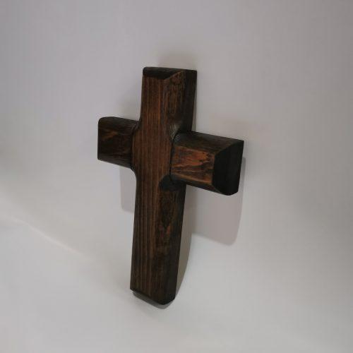 Cruz chica madera