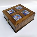 Alhajero mini 4 azulejos
